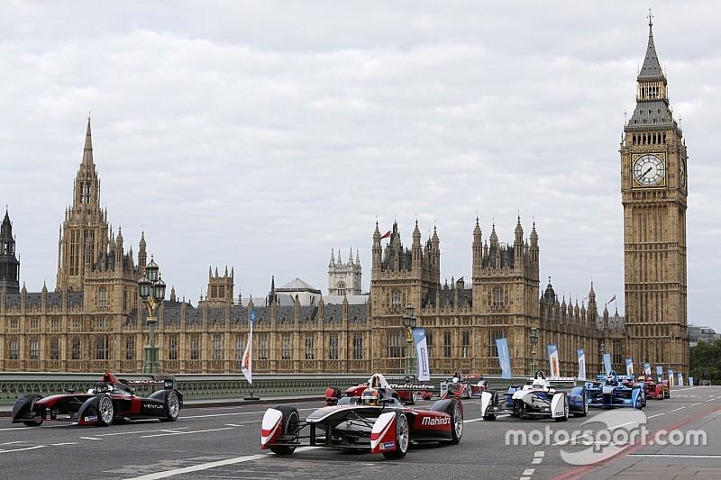 Calendrier - L'épineux dilemme de la Formule E à Londres