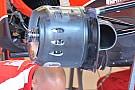 Ferrari: i cestelli dei freni con tre fori a goccia