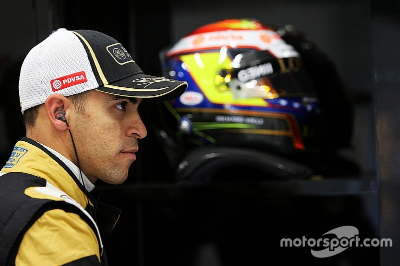 Maldonado insists his Lotus future is secure