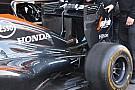 McLaren: ecco quanto si è stretta nel posteriore!