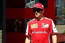 Raikkonen multato per la velocità in pit di 83,5 km/h