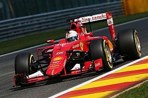Formule 1 Actualités Vettel - Ferrari devra faire un pas en avant samedi