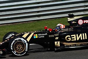 Formule 1 Actualités Grosjean pénalisé à son tour sur la grille de Spa