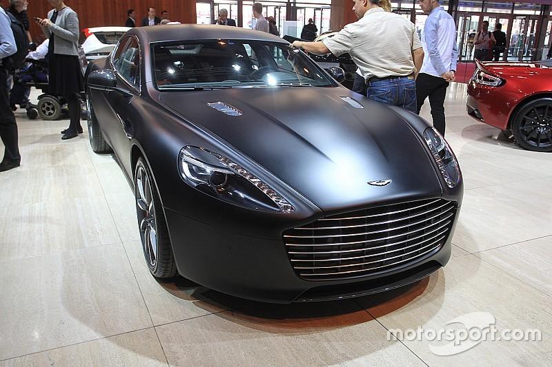 Une gamme de sept modèles pour Aston Martin?