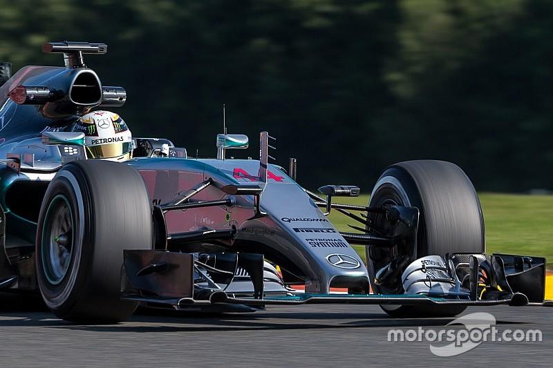 """Igualando Senna em pódios, Hamilton comemora: """"foi um sonho"""""""