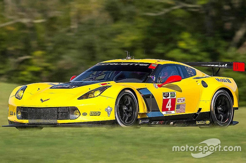 corvette racing at vir corvette c7 rs aim to maintain gtlm points lead. Black Bedroom Furniture Sets. Home Design Ideas
