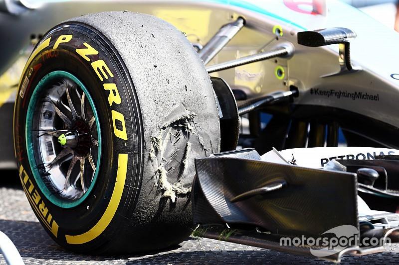 """Rosberg cobra solução para pneus antes de Monza: """"precisa ser resolvido"""""""