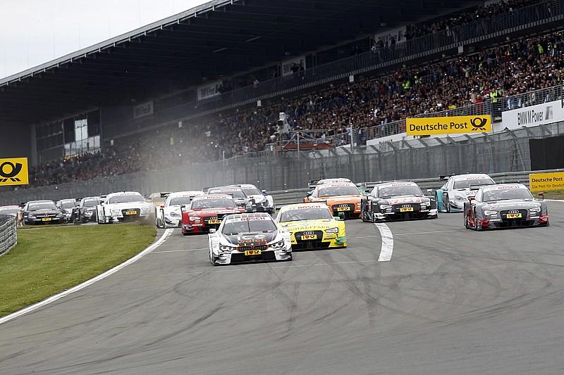 Le DTM sur le Nürburgring pour deux années de plus