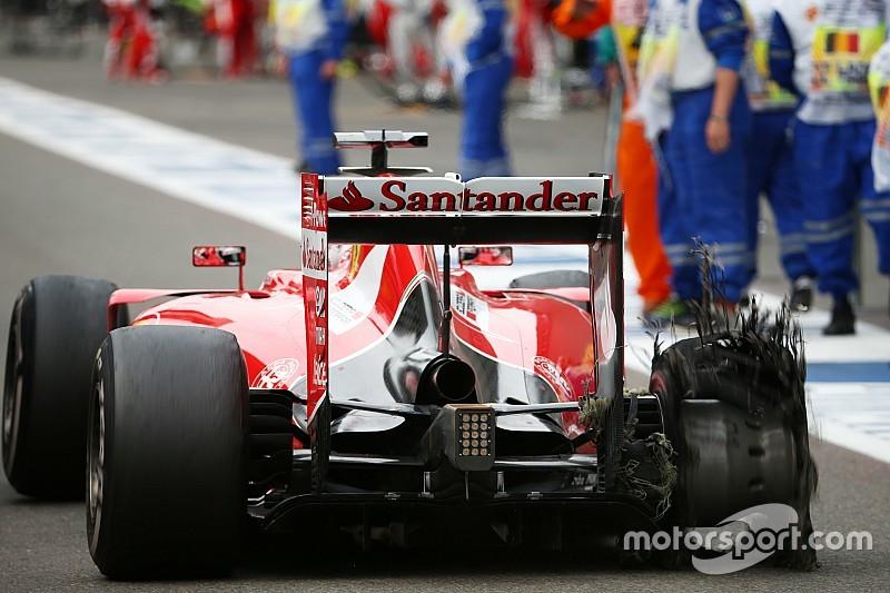 Ferrari y Pirelli se reunirán después de lo sucedido en Bélgica