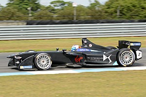 Formula E Testing report Bird sets the pace as final testing resumes