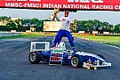 Tharani relishes the MRF title