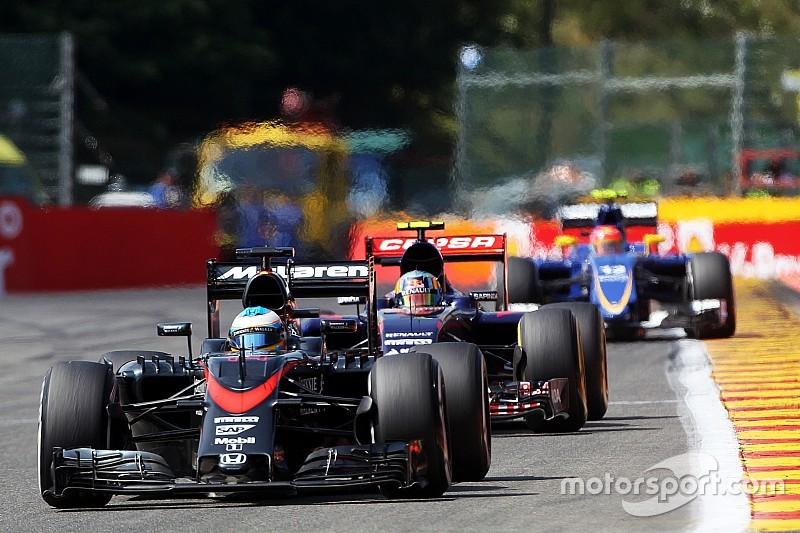 McLaren - Alonso et Button peuvent mettre une pression positive sur Honda