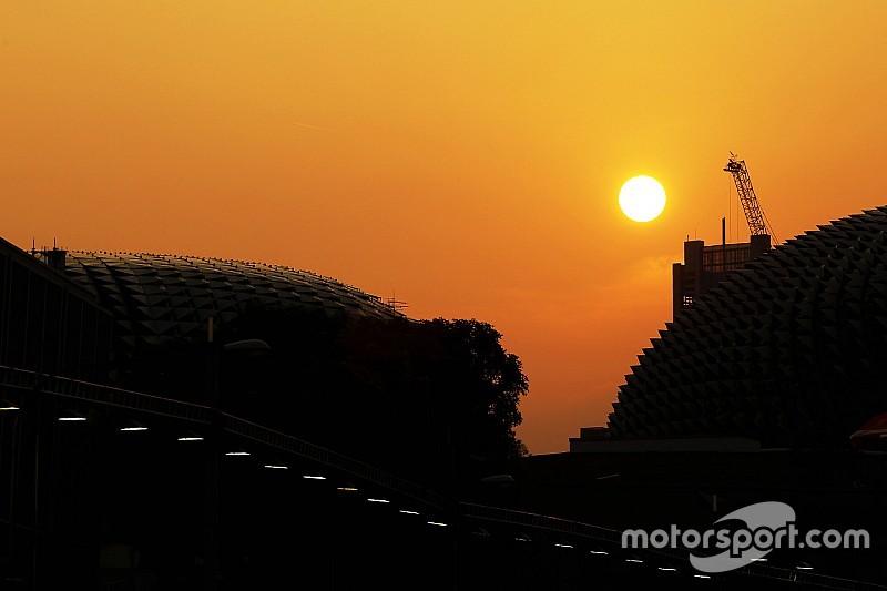 Первая гонка TCR в Сингапуре будет ночной