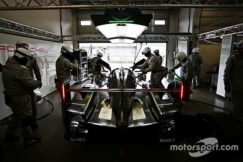 Porsche in endurance fino a tutto il 2018