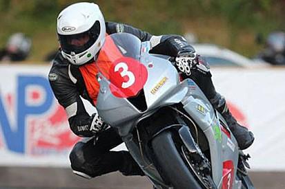 Manx Grand Prix: morto il rookie Dennis Hoffer