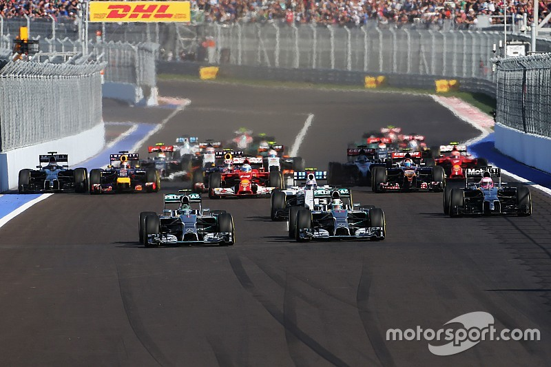 俄罗斯考虑办F1夜赛