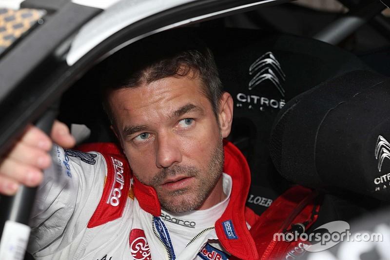 Loeb non ha intenzione di tornare a correre nel WRC