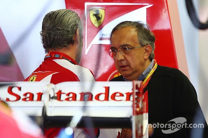Marchionne avec les pleins pouvoirs chez Ferrari?