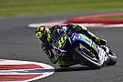 "Rossi searching for answers after Silverstone practice ""problems"""