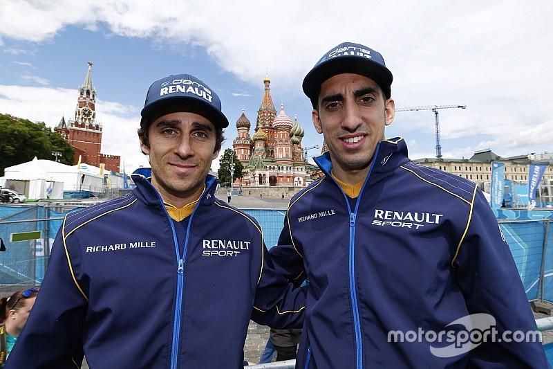 e.dams confirma dupla de pilotos que fizeram parte da primeira temporada
