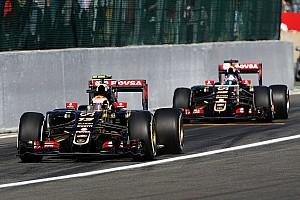 Formule 1 Preview Vitesse, freinage, vibreurs... Monza a tout pour plaire à la Lotus E23