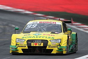 DTM Race report Audi wins and takes DTM lead again