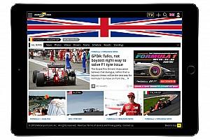 Motorsport.com launches UK-specific digital platform