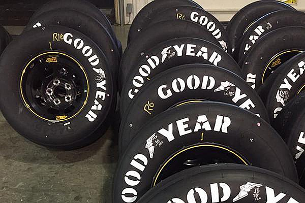 NASCAR's low-downforce aero package gets tires to match at Darlington