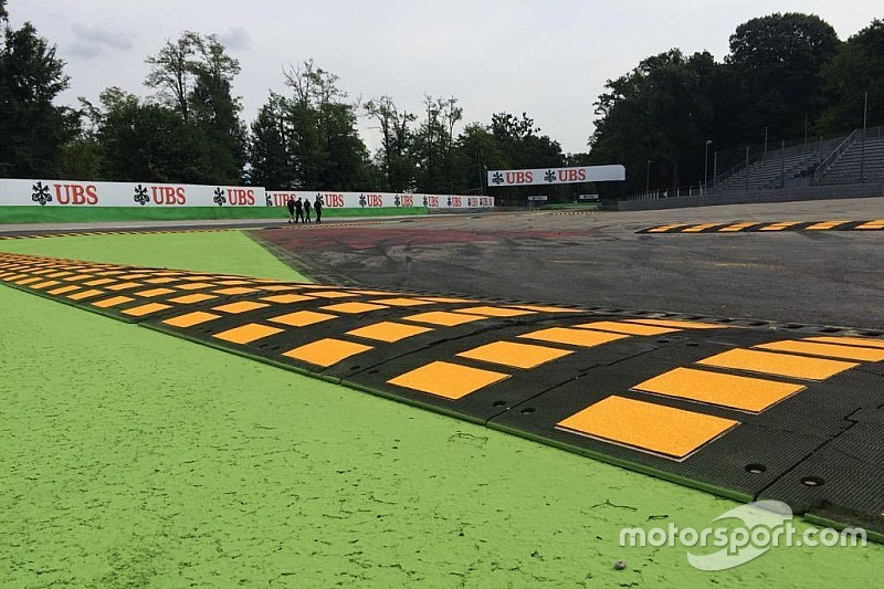 """FIA avisa pilotos sobre """"tolerância zero"""" em chicanes de Monza"""