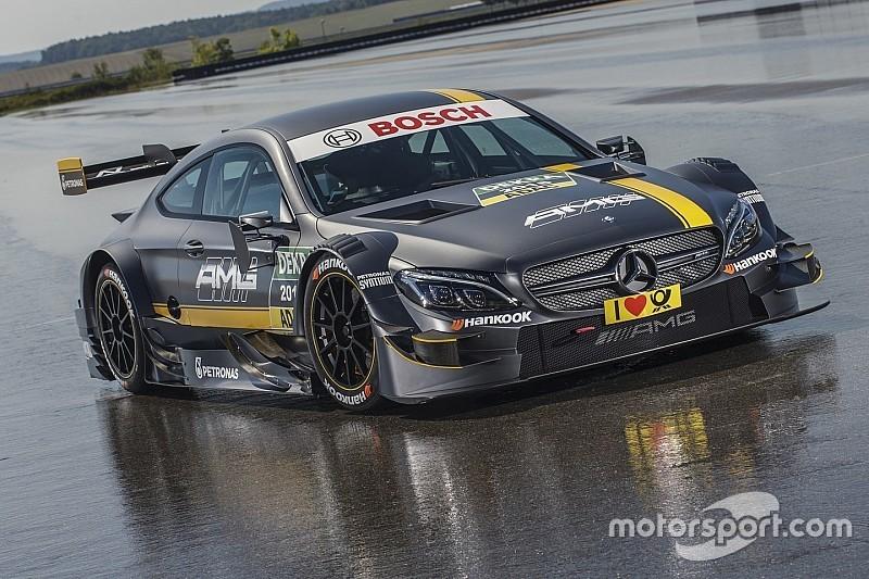 Mercedes: Новая машина DTM – эволюция нынешней
