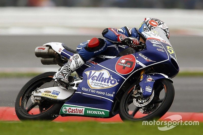 Test positivi per il team Gresini Moto3 ad Aragon