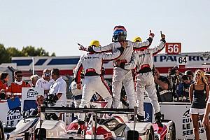 European Le Mans Breaking news JOTA stripped of Paul Ricard victory