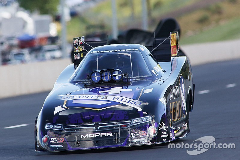 Dixon, Beckman, Anderson and Ellis claim no. 1 qualifiers at Indianapolis