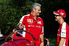 Ferrari: Феттель вдохновил команду своим энтузиазмом