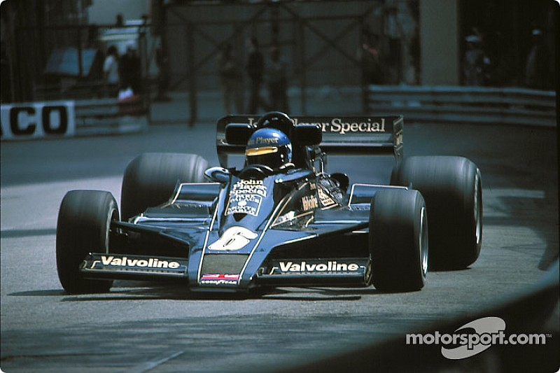 10 septembre 1978 - Le monde de la F1 perdait le grand Ronnie Peterson