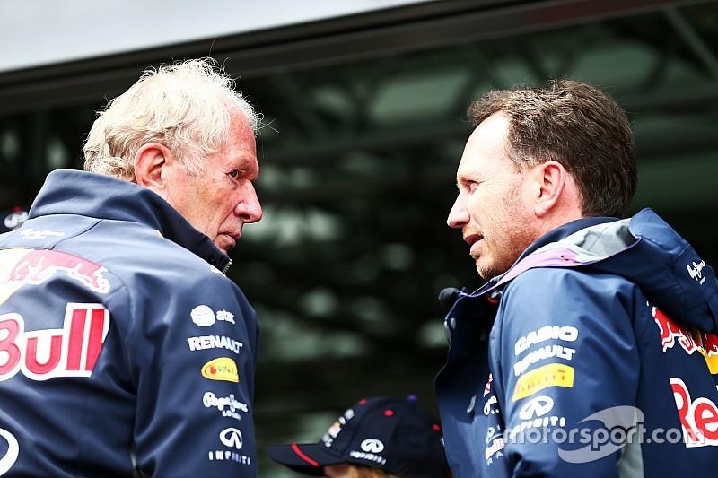 Marko, conforme sin la alianza Mercedes- Red Bull