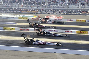 NHRA Preview Top Fuel's Connolly is eager to continue the good string at NHRA Carolina Nationals