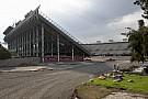El Autódromo Hermanos Rodríguez listo en octubre