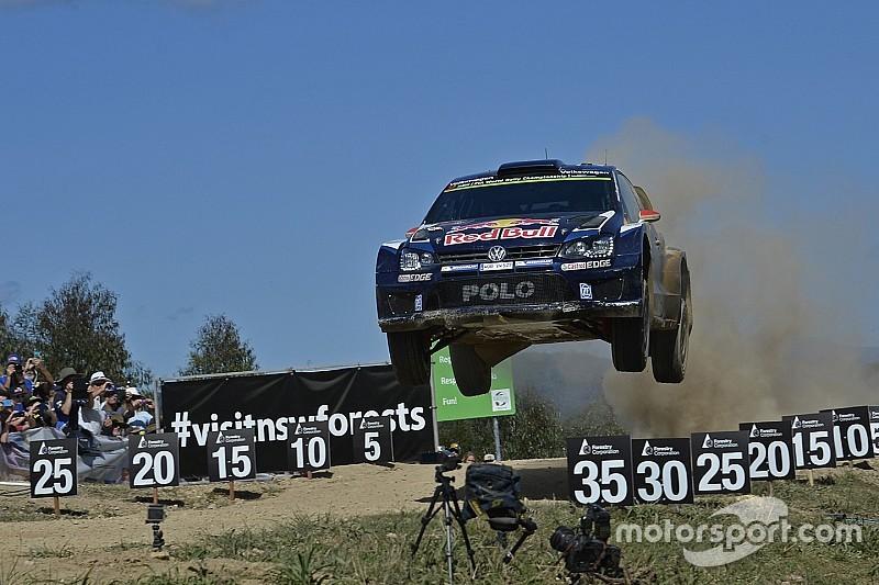 Ogier vince Rally d'Australia e il titolo mondiale 2015!