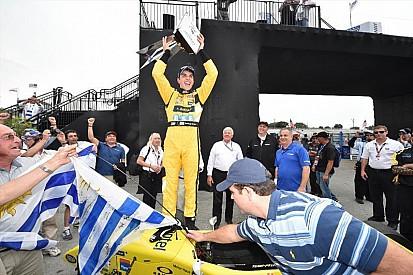 Urrutia gritó campeón en un lugar muy especial para Uruguay