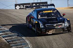 PWC 比赛报告 凯迪拉克车队欧康纳获得2015赛季倍耐力世界挑战赛年度冠军