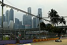 Singapour - Les organisateurs ne prévoient pas de changements