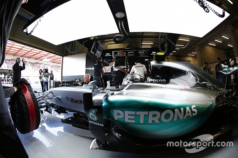 Analysis: How latest tech war outstrips F1's rocket fuel era