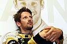 Grosjean ya tomó una decisión sobre su futuro en la F1