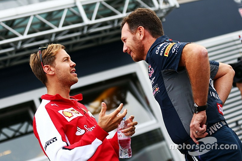 Vettel déplore le probable divorce entre Red Bull et Renault
