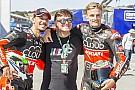 Officiel - Davies et Giugliano restent chez Ducati pour 2016