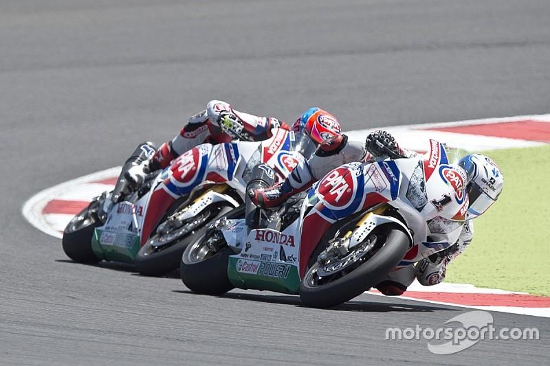 Il team Pata Honda cerca conferme a Jerez