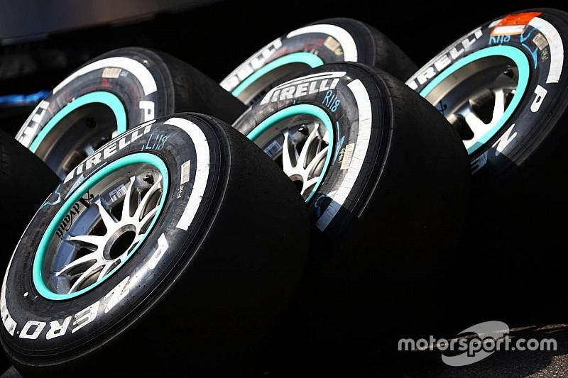 FIA cria regras claras para checar calibragem de pneus