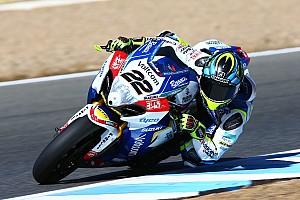 WSBK Résumé d'essais libres Alex Lowes à l'aise dans la chaleur de Jerez