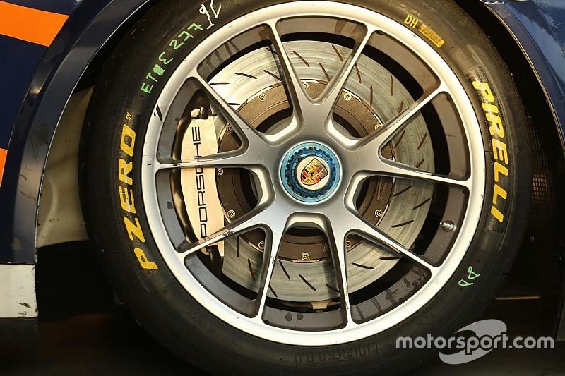 Porsche GT3 Cup: desgaste de pneus preocupa no calor goiano